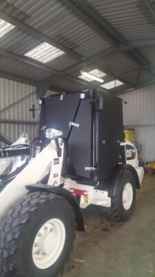 vandal cab protection systems uk