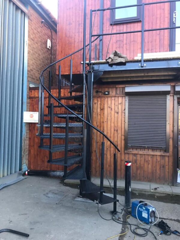 custom metal staircases wakefield